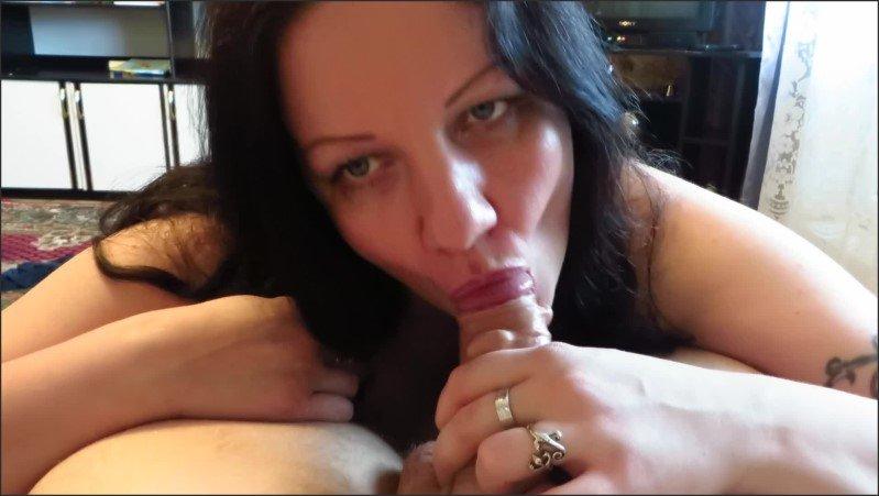 [Full HD] Blowjob Masturbate Cum On Big Tits Mature Couple  - Porn-Go - -00:08:48 | Russian, Mature, Verified Amateurs - 495,4 MB