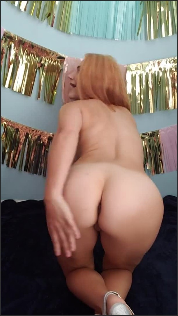 [SD] Happy Birthday Now Cum For Me  - 1LadyLove - -00:12:51 | Birthday Sex, Vertical Video, Party - 129,7 MB