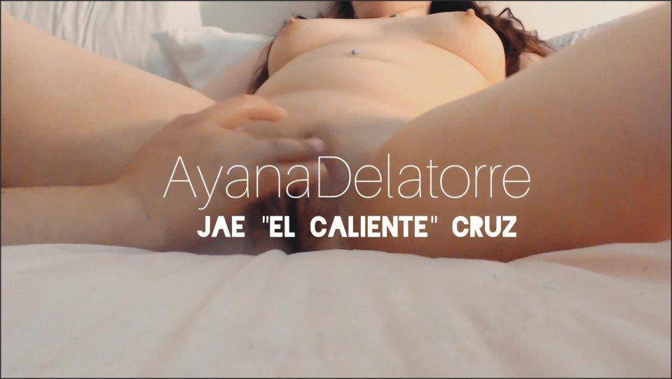 [Full HD] Papi Caught Me Masturbating Filming In The Bedroom And Fingerbanged Me  - Ayana Delatorre - -00:12:44 | Amateur, Cum, Orgasm - 285,4 MB