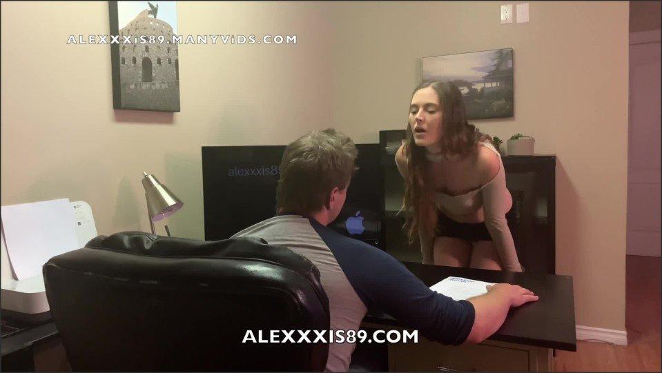 [Full HD] Slut Training Interview Reverse Cowgirl Anal Facial Pov Blowjob  - Alexxxis809 - -00:10:30 | Petite, Big Dick - 161,6 MB