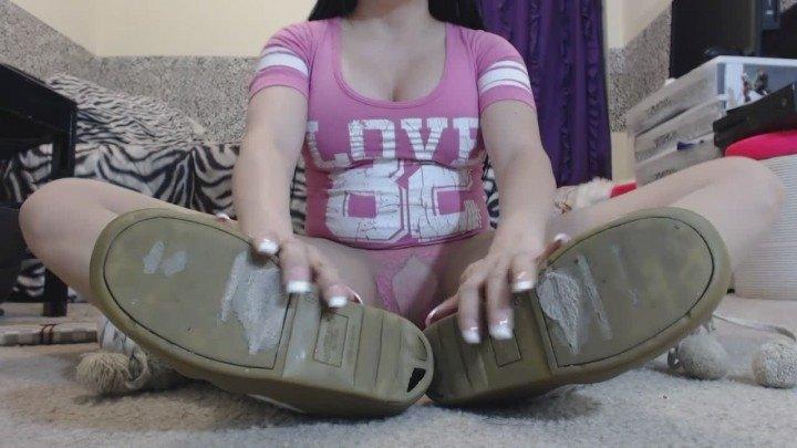 Princessdi Stinky Old Boots