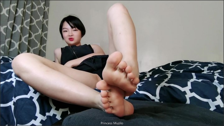 [Full HD] Cei Cumslut For My Feet - PrincessMuzilo - - 00:08:56 | Feet, Femdom Feet Joi, Pov - 281,1 MB