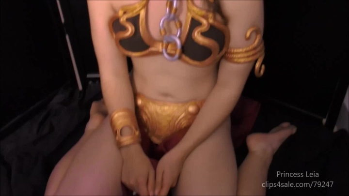 Princess Leiacm Slave Leia Obeys You Pov 1080P