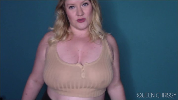 [Full HD] Unrequited Love - Queen Chrissy - - 00:09:53 | Solo Female, Blonde, Humiliation - 207,1 MB