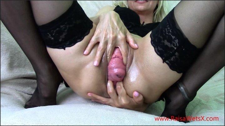 Raisawetsx   Cervix Special