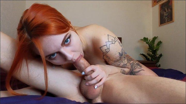 [WQHD] Redhead Young Babe Loves A Throbbing Cock In Her Deep Throat Amateur Rkk - RedKiteKat - - 00:10:40   Cock Sucking, Blowjob, Amateur Blowjob - 334 MB