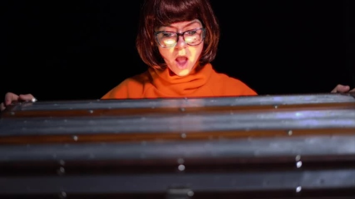 [Full HD] Roxyknight77 Velmas Stormy Night - RoxyKnight77 - ManyVids - 00:27:51   Cosplay, Blowjob, Cream Pie - 2 GB