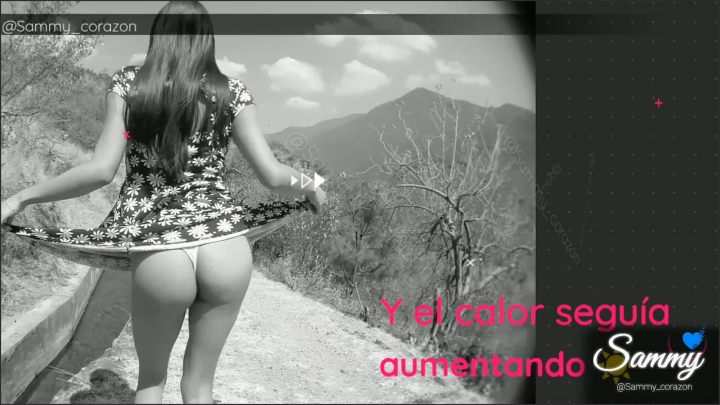 [Full HD] Paseo Exhibicionista En Compa A De Un Seguidor - Sammy Corazon - - 00:13:38 | Reality, Verified Amateurs - 586,9 MB