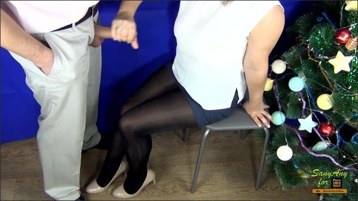 [Full HD] 60Fps Horny Secretary Suck And Handjob Cum On Legs In Nylon Sanyany - SanyAny - - 00:10:01   Verified Amateurs, Nylon Cum - 290,7 MB