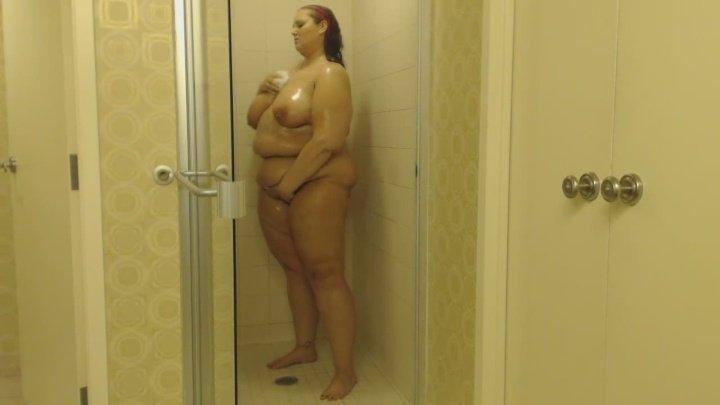 Sarastar Shower Time With Sara