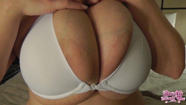 Sarah Rae Tiny White Bra