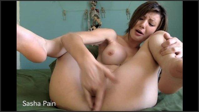 Sasha Pain Up Close And Personal
