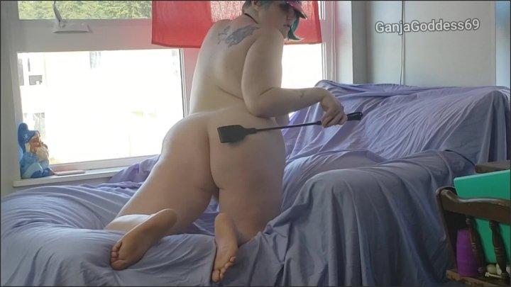 [Full HD] I Am A Bad Woman Do You Want To Spank Me Spanking Fetish Riding Crop - Seattle Ganja Goddess - - 00:14:27   Smack, Big Ass, Fetish - 290 MB