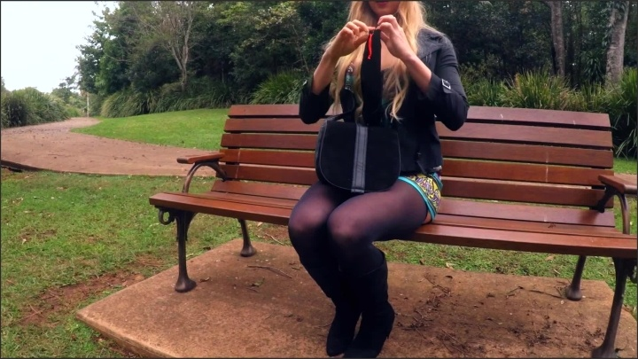 [Full HD] Secretcrush Flashing In Public Park Turns Into Risky Glass Anal Toy Fuck - SecretCrush - - 00:09:51 | Park Masturbation, Ass Fuck - 419,3 MB