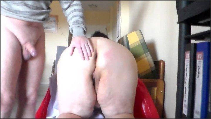 Sexazul Spanking Her Big Ass