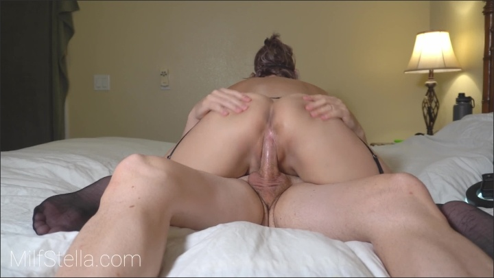 [WQHD] Petite Young Mom In Lingerie Sucks Fucks In Frog Position Takes Cum - SexWithMilfStella - - 00:12:51 | Verified Couples, Exclusive, Frog - 377,6 MB
