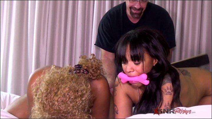 Sexy Nina Rivera 2Ebony Sluts Dominated 1313 Nina Rivera