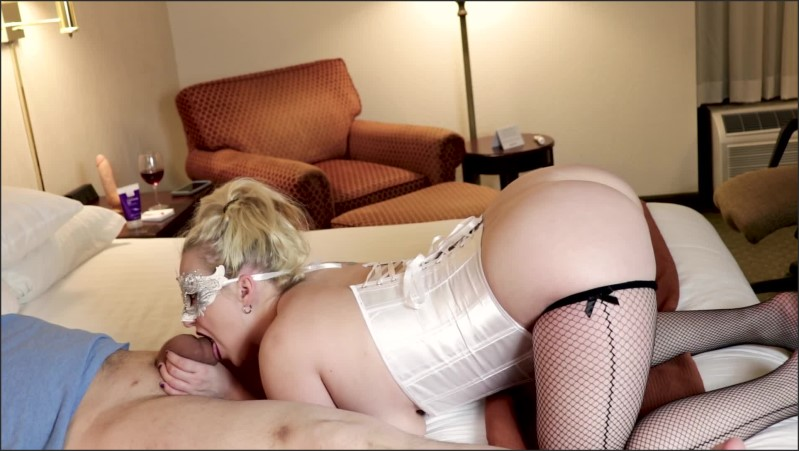 [Full HD] Sexy Wife Sucks Cock And Balls In Lingerie Big Tits Bbw Sexyvickie - SexyVickie - -00:06:18 | Blonde, Milf, Wife Ball Licking - 177,9 MB