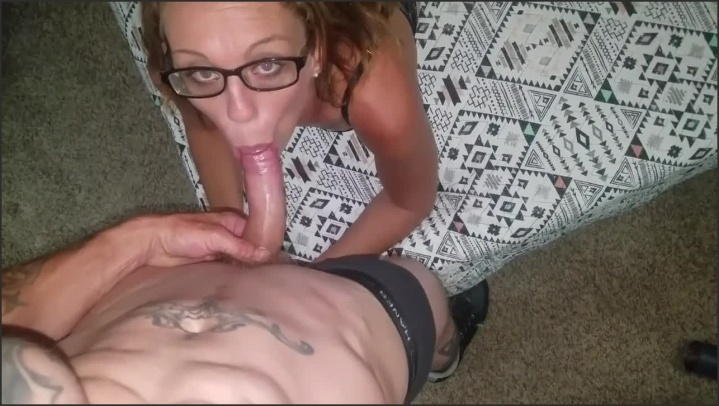 [HD] Hot Wife Sucks Uncut Cock And Takes A Mouthful Of Hot Cum Pov Blowjob - Sexybeast82 - - 00:07:21 | Deep Throat, Amateur Couple - 99,9 MB