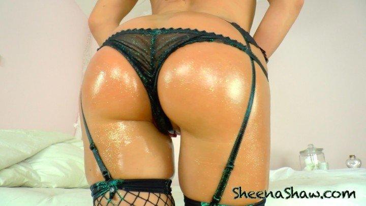 Sheena Shaw Booty Oil