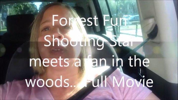 Shooting Star4U Cheating Wife Fuks N Sucks Fan In Woods