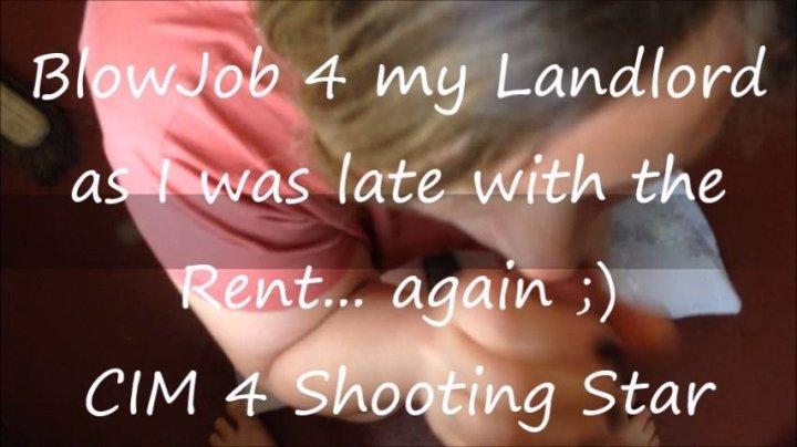 Shooting Star4U Pov Bj Cim Facial 4 Landlord 4 Rent Paym