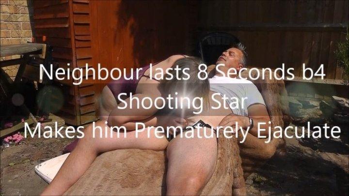 Shooting Star4U Premature Ejaculation After 8 Sec Riding