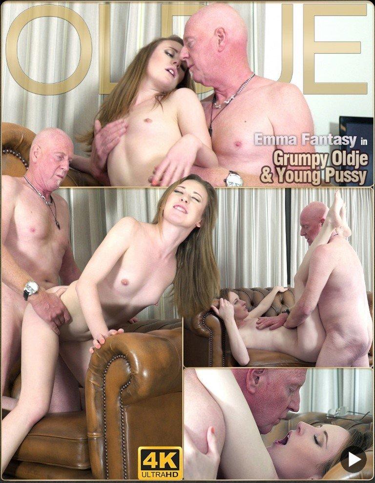 [Full HD] Oldje №687 - Emma Fantasy - Grumpy Oldje &Amp; Young Pussy Mix - SiteRip-00:23:03 | Cunnilingus, Doggystyle, Cumswallow, Blowjob, Cumlicking, Ballslicking, Deepthroat, Closeup - 1 GB