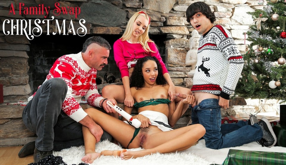 [HD] Aaliyah Love &Amp; Alexis Tae - A Family Swap Christmas Aaliyah Love &Amp; Alexis Tae - SiteRip-00:34:31 | Hairy Pussy, Blowjob - 1,1 GB