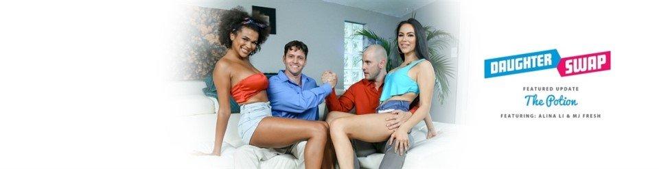 [Full HD] Alina Ali &Amp; MJ Fresh - The Potion - Alina Ali &Amp; MJ Fresh - SiteRip-00:30:16 | Medium Ass, Disgusted Obedient - 2,6 GB