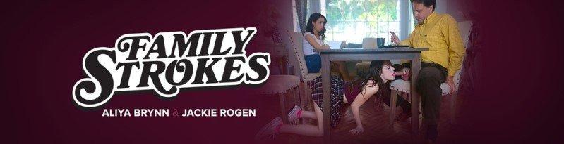 [HD] Aliya Brynn &Amp; Jackie Rogen - New Rules - Aliya Brynn &Amp; Jackie Rogen - SiteRip-00:43:06 | Nipple Piercings, Brown Eyes - 692,3 MB