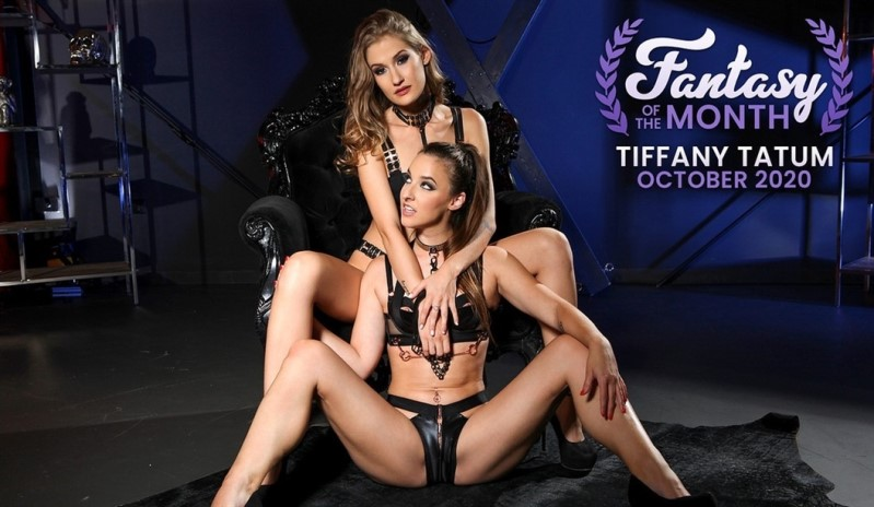 [Full HD] Amira Adara &Amp; Tiffany Tatum - October 2020 Fantasy Of The - Amira Adara &Amp; Tiffany Tatum - SiteRip-00:49:56 | Lingerie, Blonde - 3,1 GB