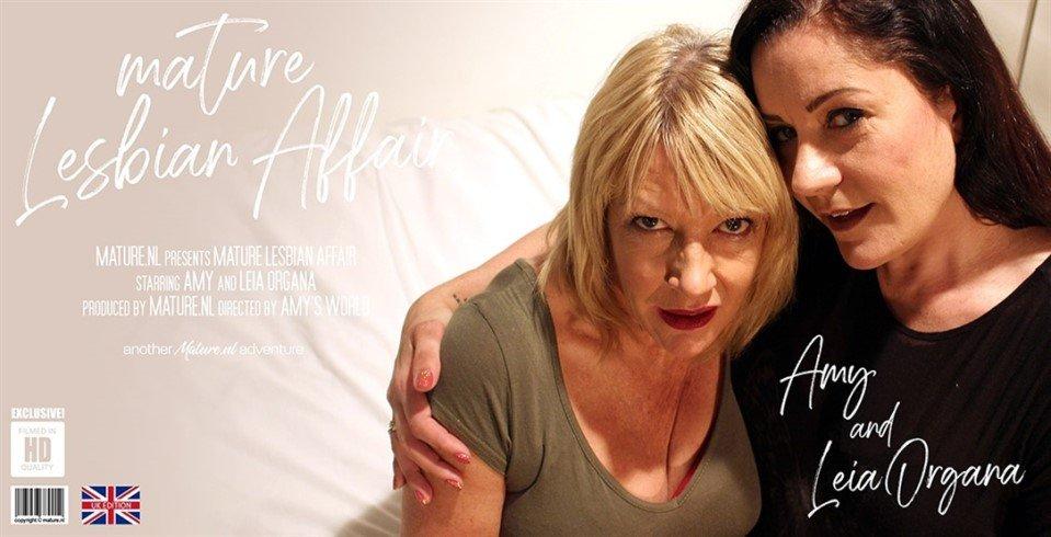 [Full HD] Amy - Mature Amy And Leia Organa Are Having A Naughty Amy (EU) (55), Leia Organa (EU) (47) - SiteRip-00:23:03 | Mature, Housewife - 1 GB