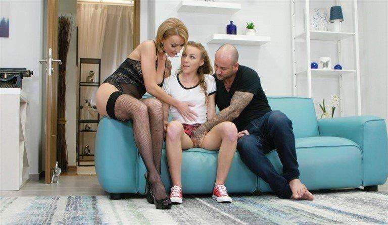 [4K Ultra HD] Angel Emily And Elen Million 4K Mix - SiteRip-00:35:53 | Threesome Ffm, Tattoo, Hardcore - 3,8 GB