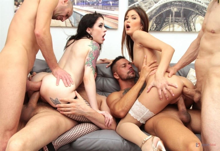 [HD] Anna De Ville &Amp; Cindy Shine Assfucked Together With DAP - Bianka Blue - SiteRip-01:01:41 | Gonzo Hardcore Dap All Sex Anal - 2 GB