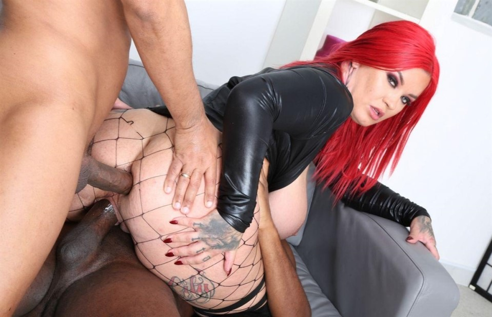 [HD] Black P-- - Sabien Demonia - SiteRip-01:01:16 | Gapes, Deep Throat, Cum Swallowing - 2 GB
