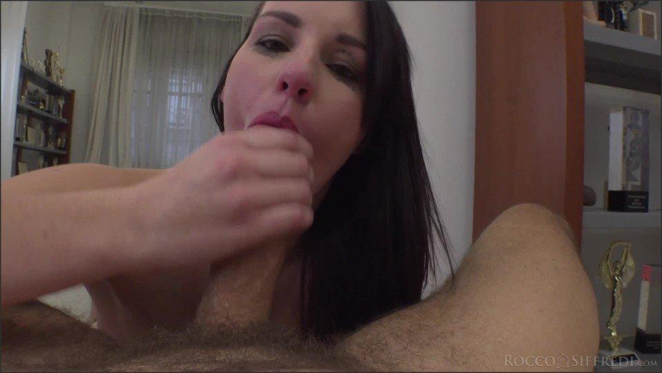 [Full HD] Elena Vega Aka Amanda Hill - Rocco'S Intimate Castings - Mix - SiteRip-00:26:20 | Facial, Rimming, Brunette - 1,4 GB