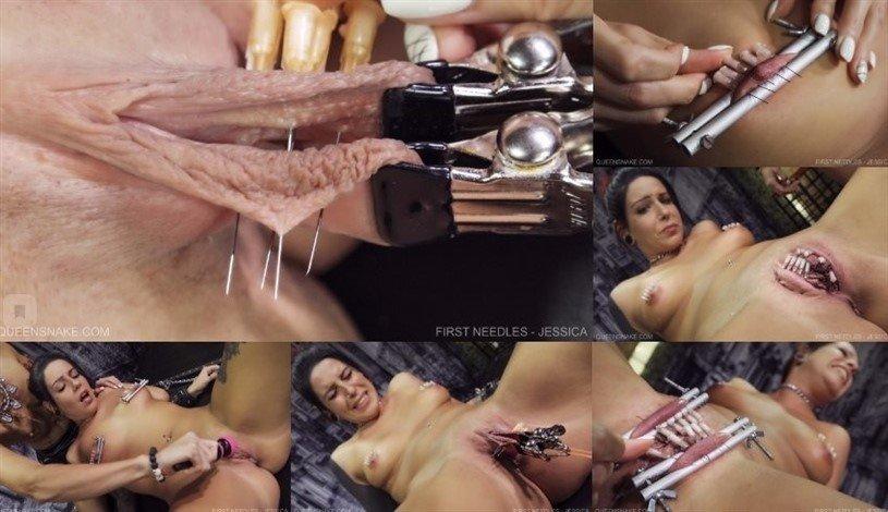 [Full HD] First Needles - Jessica Jessica, QS - QueenSnake.Com-00:26:46   Needles, Orgasm - 1 GB