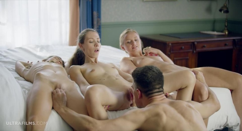 [2K Ultra HD] Gina Gerson, Lady Bug, Stefanie Moon - Cockollo Castle Episode 1 Mix - SiteRip-00:49:03 | Small Tits, Masturbation, Outdoor, Shaved Pussy, Hardcore, Brunette, Pussy Licking, Blowjob, Group - 2,5 GB