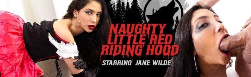 [Full HD] Jane Wilde - Naughty Little Red Riding Hood - Jane Wilde - SiteRip-00:22:31 | Fingering, Saliva - 1,4 GB