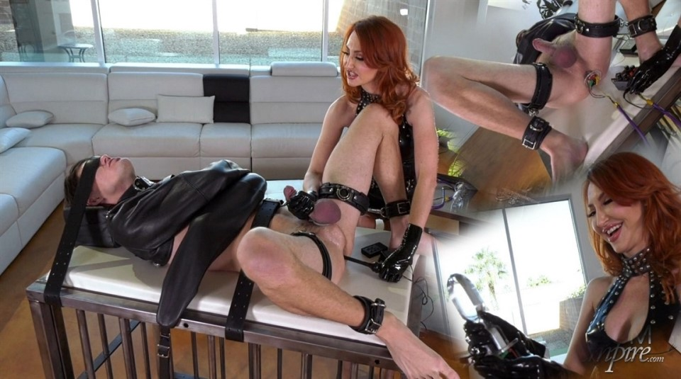 [Full HD] Kendra James - Involuntary Anal Stretch Kendra James - FemdomEmpire.Com-00:14:06 | Electro Play, Femdom - 1 GB