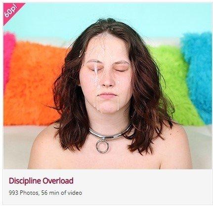 [HD] Kinsley Anne - Discipline Overload Kinsley Anne - SiteRip-00:56:05 | Facial, Oral, Throatfuck - 915 MB