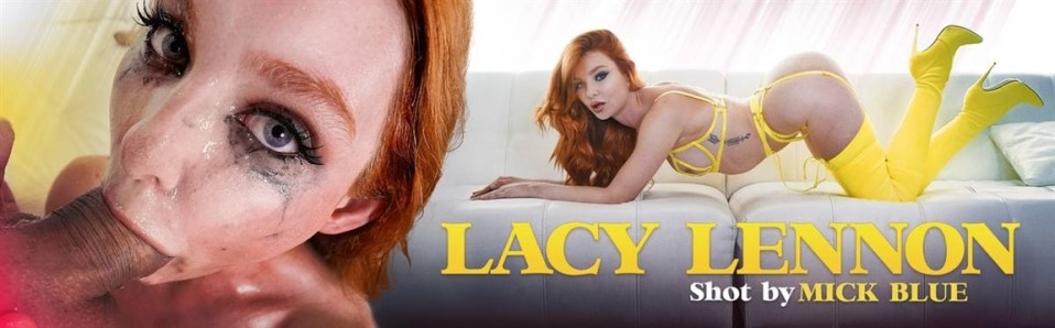[Full HD] Lacy Lennon - Lacy Lennon Can'T Wait To Be Throat-Fucked - Lacy Lennon - SiteRip-00:23:48 | Toys, Lingerie - 1,4 GB
