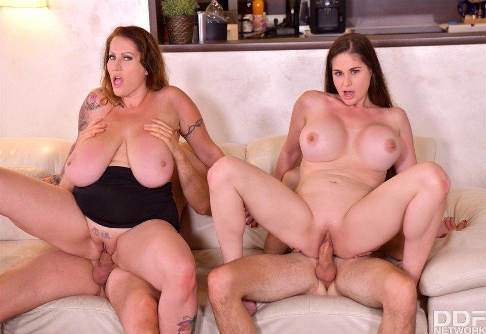 [HD] Laura Orsolya &Amp; Cathy Heaven - Busty Group Sex Banger - Mix - SiteRip-01:00:22 | Gonzo, Milf - 1,9 GB
