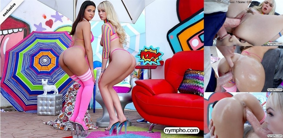 [Full HD] Lilly Bell &Amp; Kylie Rocket - Lilly Bell &Amp; Kylie Rocket - SiteRip-01:07:28 | Gonzo Hardcore All Sex - 5,7 GB