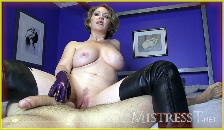 [HD] Mistress T - Suffer And Ruin Your Own Orgasm For Me - Mistress T - SiteRip-00:12:10 | Femdom, Booty, Fetish - 359 MB