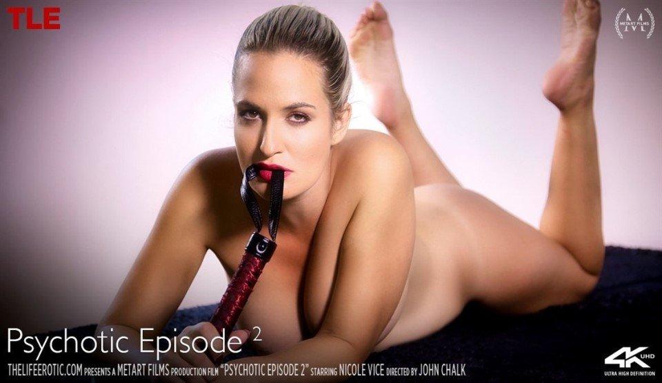 [Full HD] Nicole Vice - Psychotic Episode 2 Nicole Vice - SiteRip-00:10:53   Pierced, Posing, Bedroom, Solo, Masturbation - 389,6 MB
