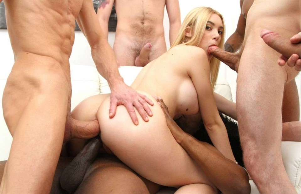 [HD] Paola Hard 6On1 Gangbang With Double Penetration SZ P - Paola Hard - SiteRip-01:06:39 | Cum Swallowing, Interracial - 2,2 GB