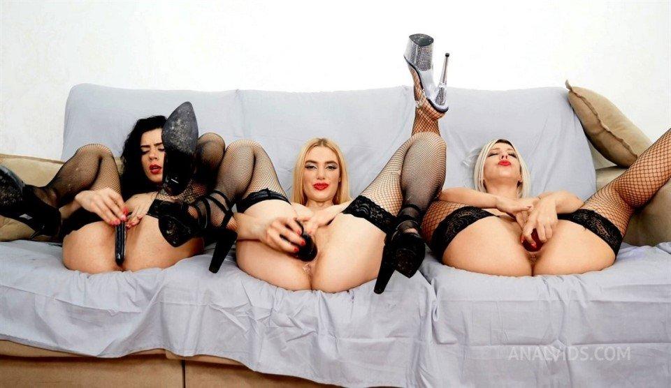 [Full HD] Paola Hard, Lily Doll, XXX Nikyta - Welcome To 2021 Orgy Party MRS004 Paola Hard, Lily Doll, XXX Nikyta - SiteRip-00:46:35 | Hardcore, Interracial, Group, Anal, Double Penetration, Milf, All Sex, Big Tits - 4 GB