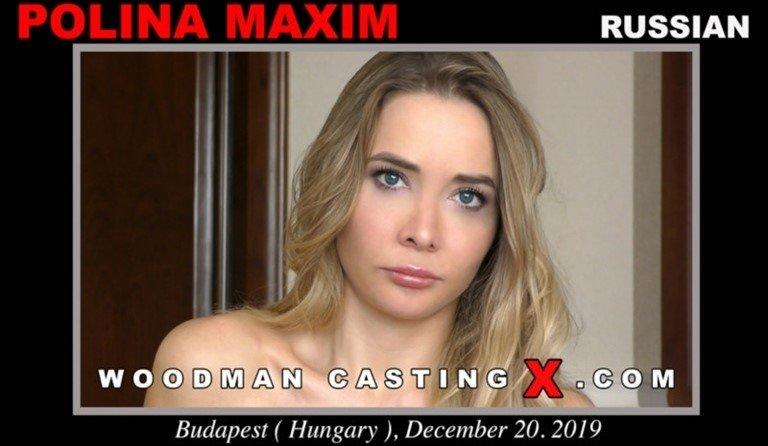 [Full HD] Polina Maxim Polina Maxim CASTING Polina Maxim - SiteRip-02:02:48 | Anal Sex, Casting, Dp - 4,2 GB